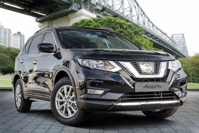Demo Nissan X-Trail T32 Series II ST-L X-tronic 4WD, 2019 Nissan X-Trail T32 Series II ST-L X-tronic 4WD G41 7 Speed Constant Variable Wagon