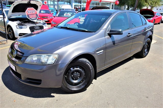 Used Holden Commodore VE Omega, 2006 Holden Commodore VE Omega Grey 4 Speed Automatic Sedan