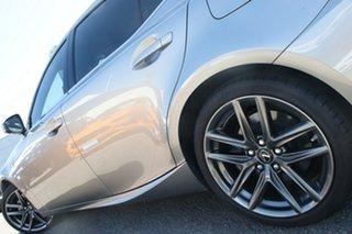 2018 Lexus IS GSE31R IS350 F Sport Silver 8 Speed Sports Automatic Sedan