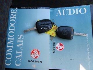 2001 Holden Commodore VX Executive 4 Speed Automatic Sedan