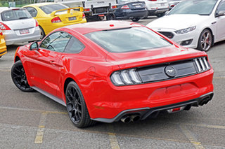 2018 Ford Mustang FN 2019MY High Performance Race Red 6 Speed Manual Fastback.