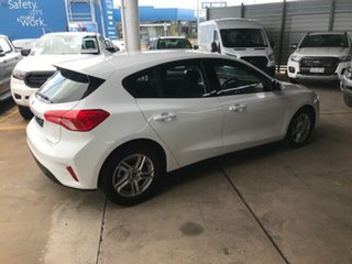 2019 Ford Focus SA 2019.25MY Trend Frozen White 8 Speed Automatic Hatchback