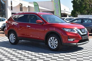 2019 Nissan X-Trail T32 Series II ST-L X-tronic 2WD Ruby Red 7 Speed Constant Variable Wagon.