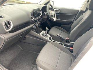 2019 Hyundai Venue QX MY20 Go White 6 Speed Manual Wagon