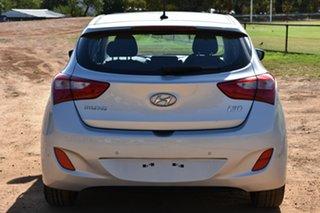 2013 Hyundai i30 GD Elite Silver 6 Speed Sports Automatic Hatchback