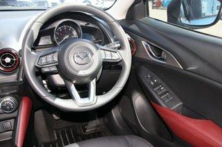 2017 Mazda CX-3 DK2W76 sTouring SKYACTIV-MT Blue 6 Speed Manual Wagon