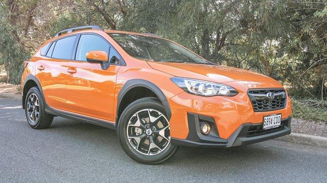 Demo Subaru XV G5X MY19 2.0i Lineartronic AWD, 2019 Subaru XV G5X MY19 2.0i Lineartronic AWD Sunshine Orange 7 Speed Constant Variable Wagon