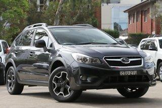 2012 Subaru XV MY13 2.0I-L Dark Grey 6 Speed Manual Wagon.