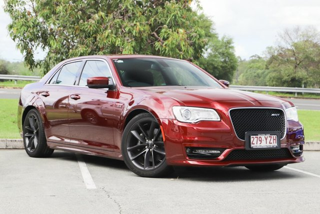 Used Chrysler 300 LX MY19 SRT Core, 2019 Chrysler 300 LX MY19 SRT Core Velvet Red 8 Speed Sports Automatic Sedan