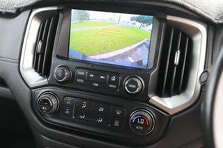 2016 Holden Colorado RG MY17 LTZ Pickup Crew Cab Silver 6 Speed Sports Automatic Utility