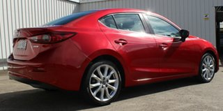 2013 Mazda 3 BL10L2 MY13 SP25 Activematic Red 5 Speed Sports Automatic Sedan.