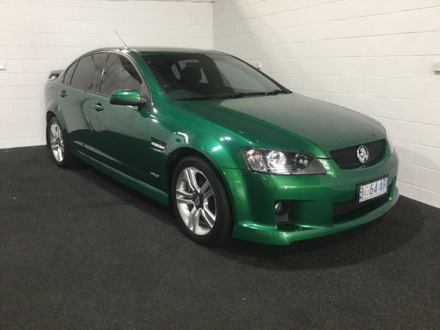 Used Holden Commodore VE MY09.5 SV6, 2009 Holden Commodore VE MY09.5 SV6 Poison Ivy 6 Speed Manual Sedan