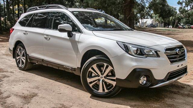 Used Subaru Outback B6A MY19 2.5i CVT AWD, 2019 Subaru Outback B6A MY19 2.5i CVT AWD White 7 Speed Constant Variable Wagon
