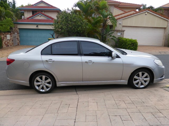 Used Holden Epica EP MY09 CDXi, 2008 Holden Epica EP MY09 CDXi Silver 6 Speed Automatic Sedan