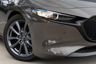 2019 Mazda 3 BP2HLA G25 SKYACTIV-Drive Evolve Titanium Flash 6 Speed Sports Automatic Hatchback.