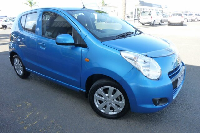 Used Suzuki Alto GF GLX, 2011 Suzuki Alto GF GLX Blue 4 Speed Automatic Hatchback