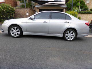 2008 Holden Epica EP MY09 CDXi Silver 6 Speed Automatic Sedan