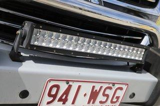 2016 Holden Colorado RG MY17 LTZ Pickup Crew Cab Silver 6 Speed Sports Automatic Utility.