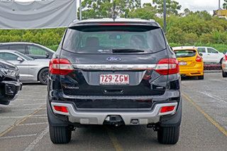 2019 Ford Everest UA II 2019.00MY Trend 4WD Black 6 Speed Sports Automatic Wagon