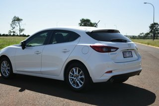 2018 Mazda 3 BN MY18 Maxx Sport White 6 Speed Automatic Hatchback