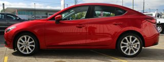 2013 Mazda 3 BL10L2 MY13 SP25 Activematic Red 5 Speed Sports Automatic Sedan
