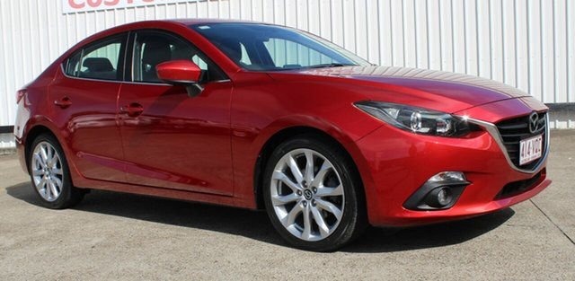 Used Mazda 3 BL10L2 MY13 SP25 Activematic, 2013 Mazda 3 BL10L2 MY13 SP25 Activematic Red 5 Speed Sports Automatic Sedan