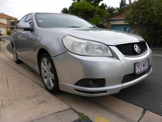 2008 Holden Epica EP MY09 CDXi Silver 6 Speed Automatic Sedan.