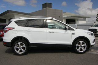 2018 Ford Escape ZG 2019.25MY Trend 2WD White 6 Speed Sports Automatic Wagon