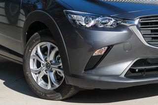 2019 Mazda CX-3 DK2W7A Maxx SKYACTIV-Drive FWD Sport Machine Grey 6 Speed Sports Automatic Wagon.