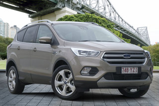 2019 Ford Escape ZG 2019.25MY Trend AWD Silver 6 Speed Sports Automatic Wagon.