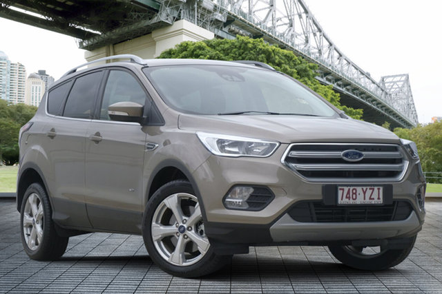 Used Ford Escape ZG 2019.25MY Trend AWD, 2019 Ford Escape ZG 2019.25MY Trend AWD Silver 6 Speed Sports Automatic Wagon