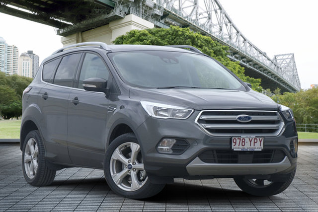 Used Ford Escape ZG 2018.00MY Trend 2WD, 2018 Ford Escape ZG 2018.00MY Trend 2WD Grey 6 Speed Sports Automatic Wagon
