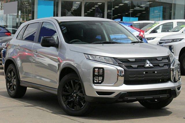 New Mitsubishi ASX XD MY20 MR (2WD), 2019 Mitsubishi ASX XD MY20 MR (2WD) Black Continuous Variable Wagon