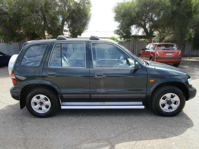 Used Kia Sportage  (4x4), 1999 Kia Sportage (4x4) 5 Speed Manual Wagon