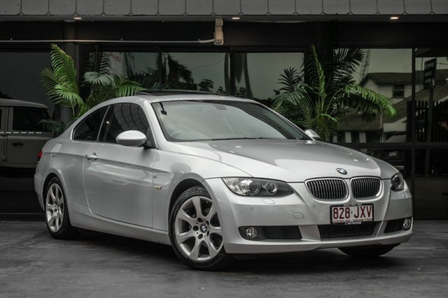 Used BMW 3 Series E92 MY08 325i Steptronic, 2007 BMW 3 Series E92 MY08 325i Steptronic Silver 6 Speed Sports Automatic Coupe