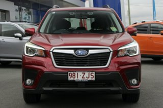 2019 Subaru Forester S5 MY20 2.5i-L CVT AWD Crimson Red 7 Speed Constant Variable Wagon