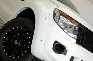 2014 Ford Ranger PX XL 2.2 Hi-Rider (4x2) White 6 Speed Automatic Crew Cab P/Up.