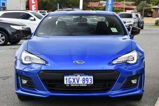 2019 Subaru BRZ Z1 MY20 Premium WR Blue 6 Speed Sports Automatic Coupe