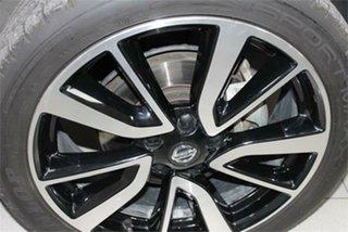 2017 Nissan Qashqai J11 TL Gun Metallic 1 Speed Constant Variable Wagon.