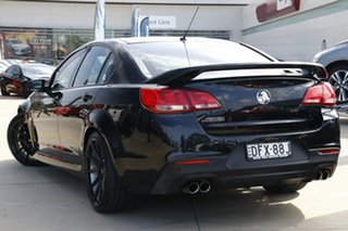 2013 Holden Commodore VF MY14 SS Black 6 Speed Manual Sedan.