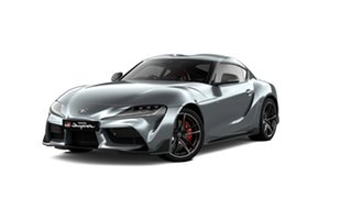 2020 Toyota Supra J29 GR GTS Goodwood Grey 8 Speed Sports Automatic Coupe