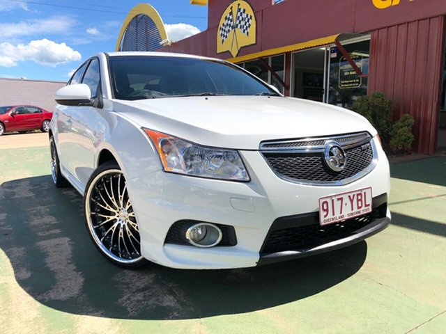 Used Holden Cruze JH Series II MY12 SRi, 2012 Holden Cruze JH Series II MY12 SRi 6 Speed Manual Sedan