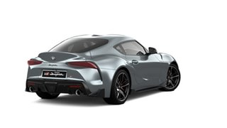 2020 Toyota Supra J29 GR GTS Goodwood Grey 8 Speed Sports Automatic Coupe.