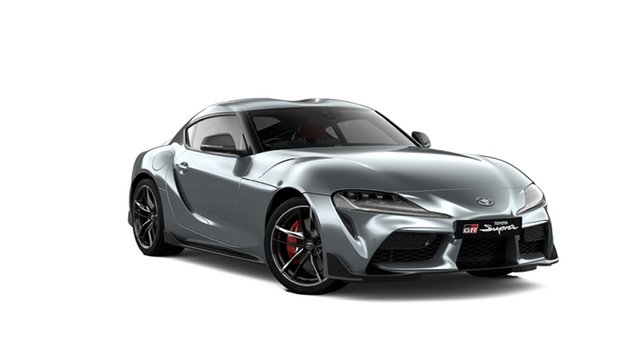 New Toyota Supra J29 GR GTS Albion, 2020 Toyota Supra J29 GR GTS Goodwood Grey 8 Speed Sports Automatic Coupe