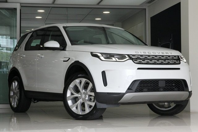 New Land Rover Discovery Sport  , Discovery Sport 20MY D180 SE AWD Auto