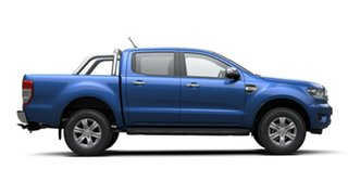 2020 Ford Ranger PX MkIII 2020.25MY XLT Pick-up Double Cab Blue Lightning 6 Speed Sports Automatic.
