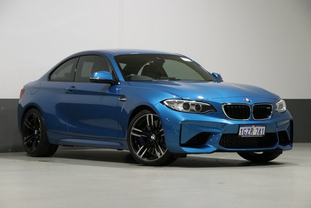 Used BMW M2 F87 , 2016 BMW M2 F87 Blue 6 Speed Manual Coupe