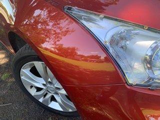 2015 Holden Cruze JH Series II MY15 Equipe Red 5 Speed Manual Sedan.