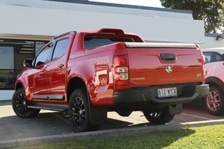 2016 Holden Colorado RG MY17 Z71 Pickup Crew Cab Red/Black 6 Speed Sports Automatic Utility.