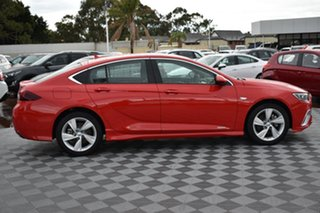 2019 Holden Commodore ZB MY19 RS-V Liftback AWD Absolute Red 9 Speed Sports Automatic Liftback